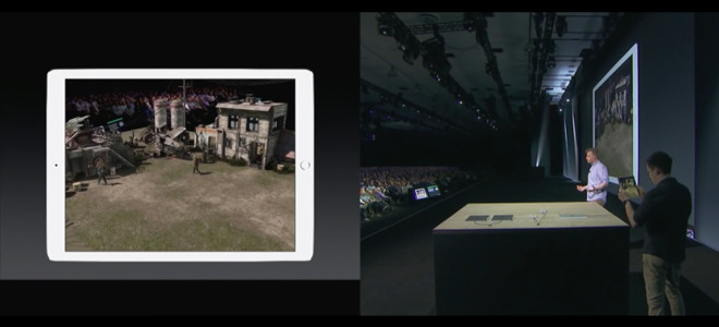 Unreal Engine updated with preliminary support for Apple's