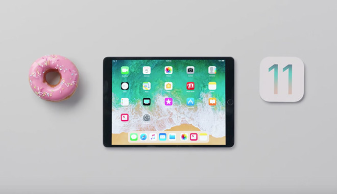 Apple Promotes Ios 11 For Ipad In New Ad Series