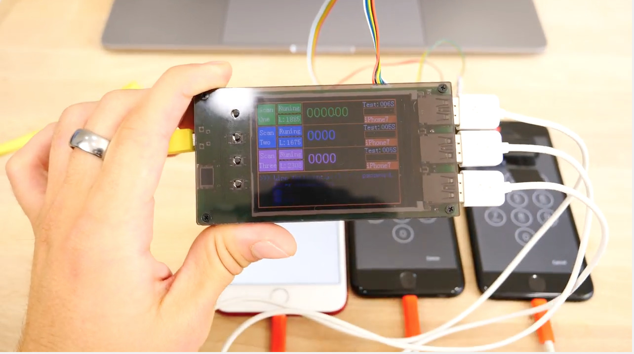 iphone 6s passcode hacken
