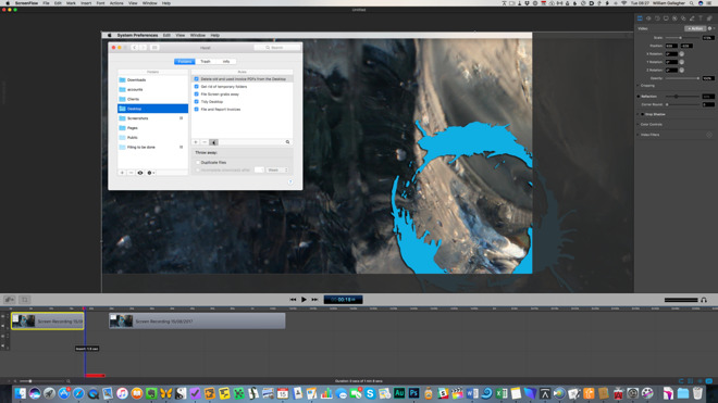 Hands on: ScreenFlow 7 update turns the screen recording app into a