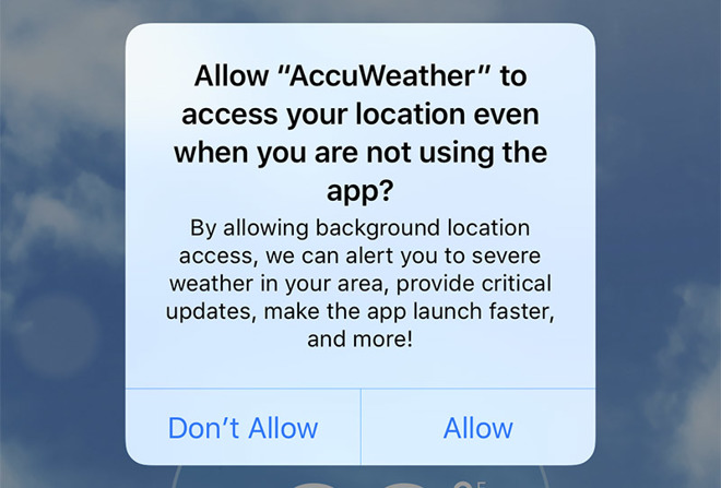 AccuWeather Sends User Location Data To Monetization Firm Despite - Accuweather brooklyn