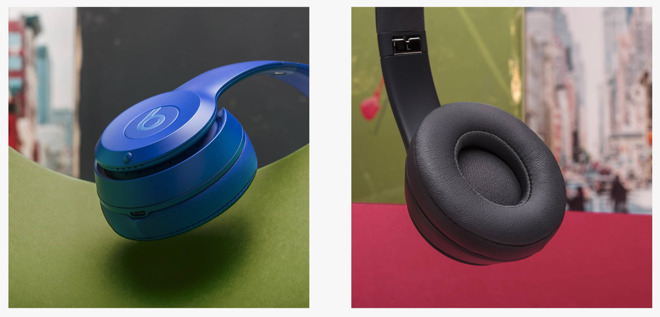 3e903d6bd44 Apple is now selling Beats Solo 3, Powerbeats 3 Wireless earphones, and the  Beats Pill+ speaker in a new assortment of colors called the