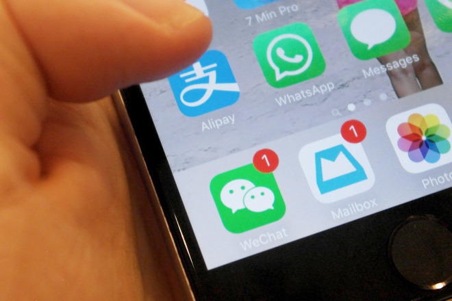 Apple adds support for WeChat Pay in China