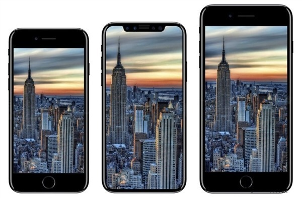 more photos 37214 8c5ef iPhone 8' software bar expected to replace Apple's iconic home ...
