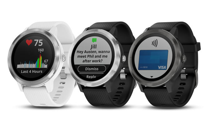Garmin joins Apple Pay competition with Garmin Pay on new