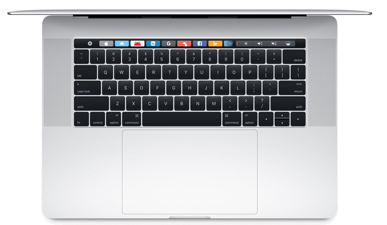 Apple Mid 2017 15 inch MacBook Pro coupon