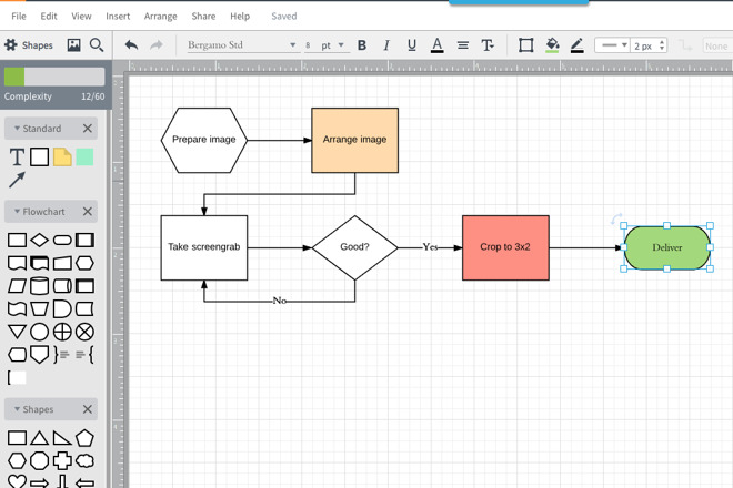 Hands On Lucidchart Online Service For Macos And Ios