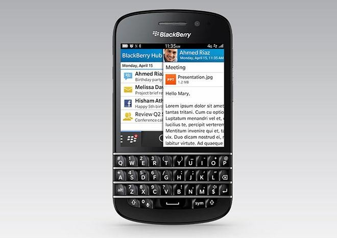 Deutsche Bank drops last BlackBerrys to standardize on iOS