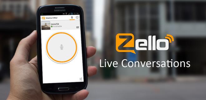 PSA: Zello app for iPhone is not an actual walkie-talkie