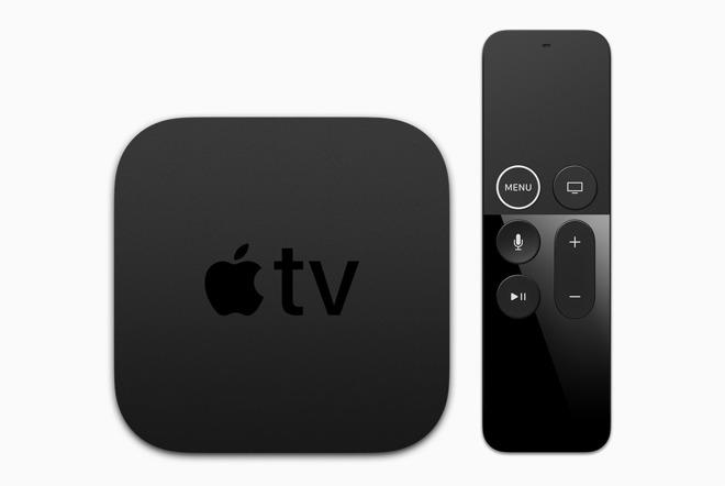 $179 Apple TV 4K boasts high dynamic range support, free 4K