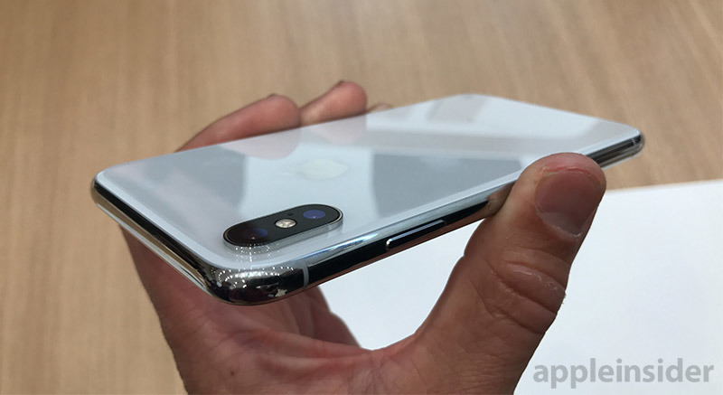 First Look Hands On With Apple S Iphone X