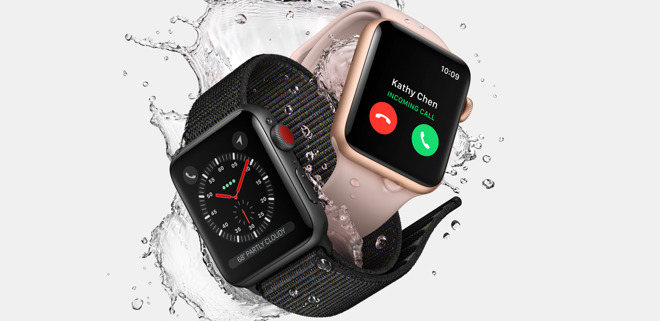 the best attitude 540b8 71e7a LTE Apple Watch Series 3 boosts minimum required device to iPhone 6 ...