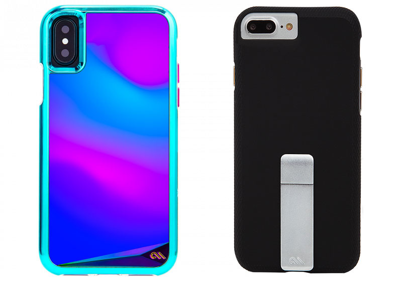 Apple iPhone 8 and iPhone X cases