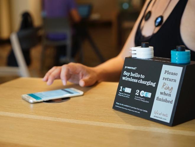 designer fashion ac3f0 2c849 Starbucks Powermat charging pads getting software upgrade for iPhone ...