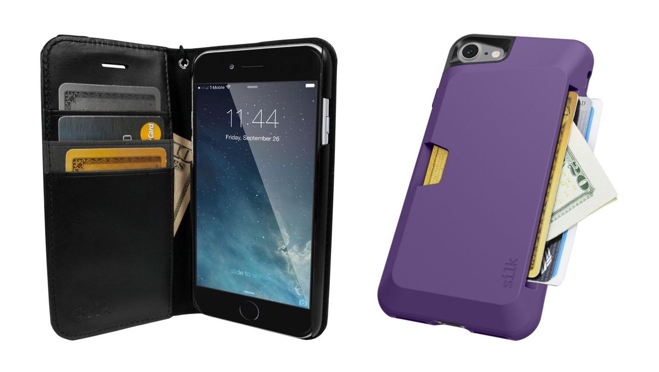 Silk iPhone 8 Plus case