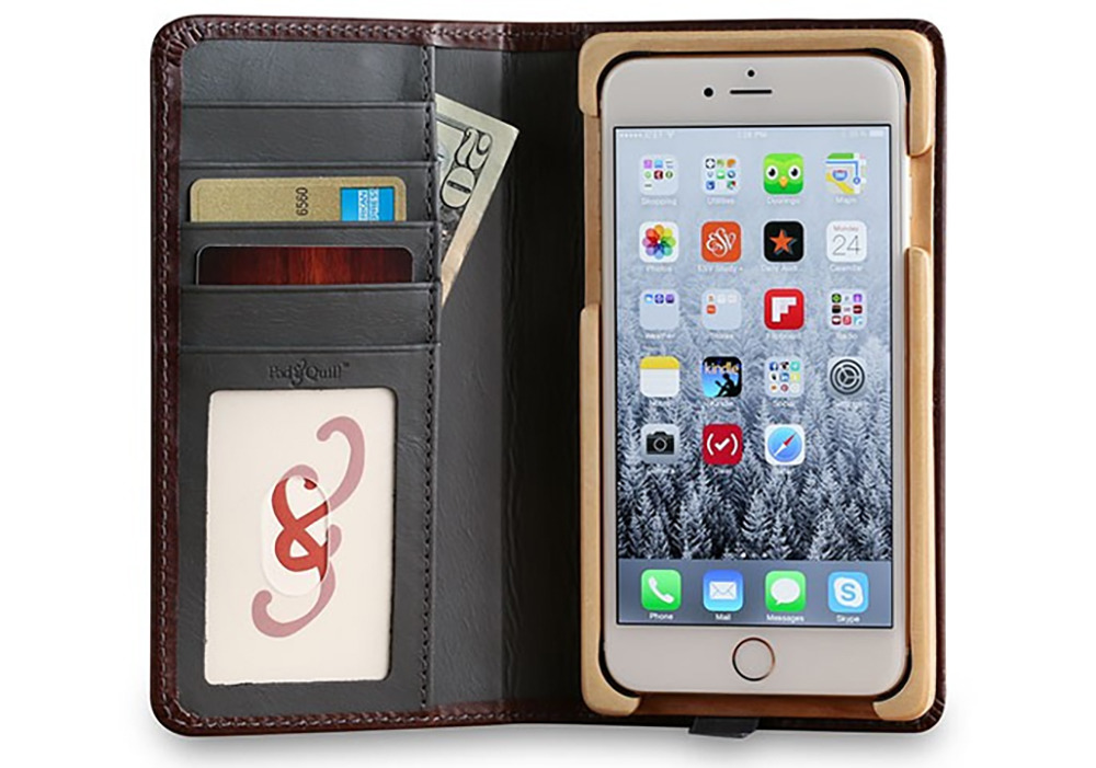 Pad and Quill iPhone 8 Plus cases
