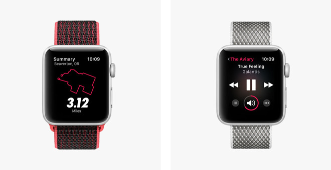 can you swim with apple watch series 3