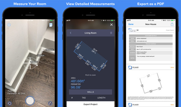 Also launching today is augmented reality measurement tool PLNAR. Developed  by SmartPicture Technologies, the app harnesses ARKit to gather room ...