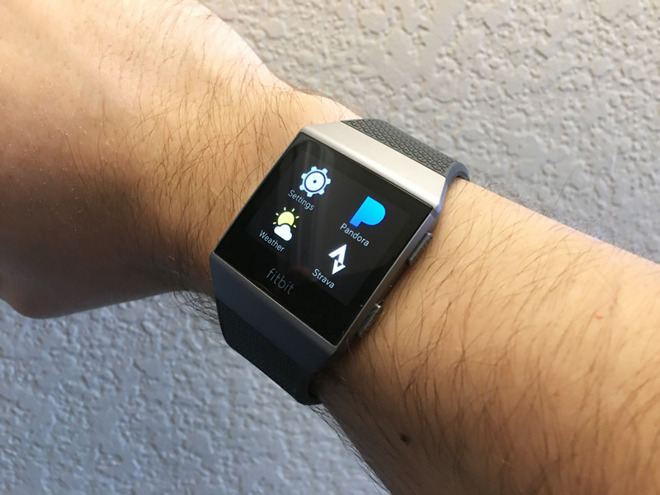 Review: Fitbit Ionic aims at Apple Watch, but needs more apps