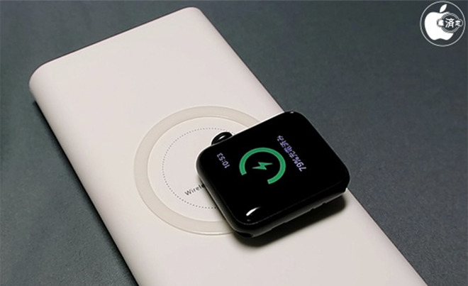 hot sale online ee832 9e723 Apple Watch Series 3 compatible with select Qi wireless chargers