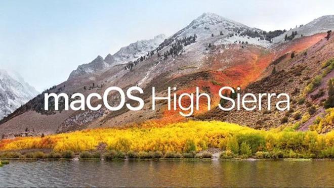 Apple releases macOS 10 13 High Sierra with APFS, Metal 2