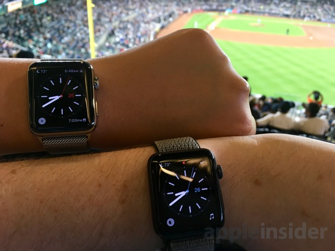 Review: Apple Watch Series 3 with cellular further
