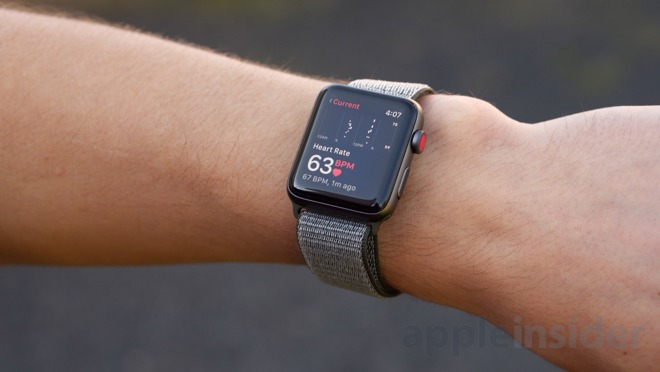super popular d4650 50feb Review: Apple Watch Series 3 with cellular further establishes an ...