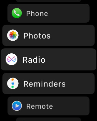 First look: New Radio app for Apple Watch featuring Beats 1