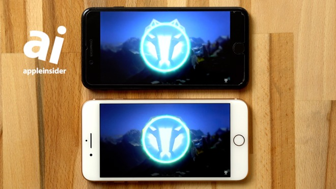 Video IPhone 8 Plus Versus 7 Speaker Comparison