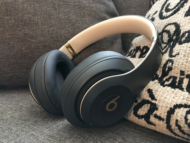 b68561ca89e Apple's newly-available Beats Studio3 Wireless headphones are the  highest-end model the company offers —short of the appropriately named Beats  Pro.