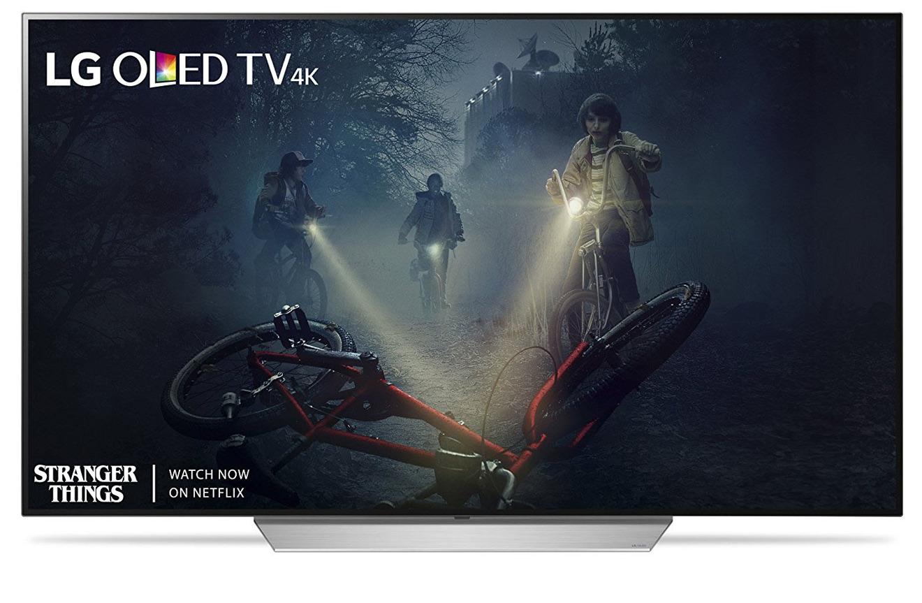 LG OLED65C7P OLED TV