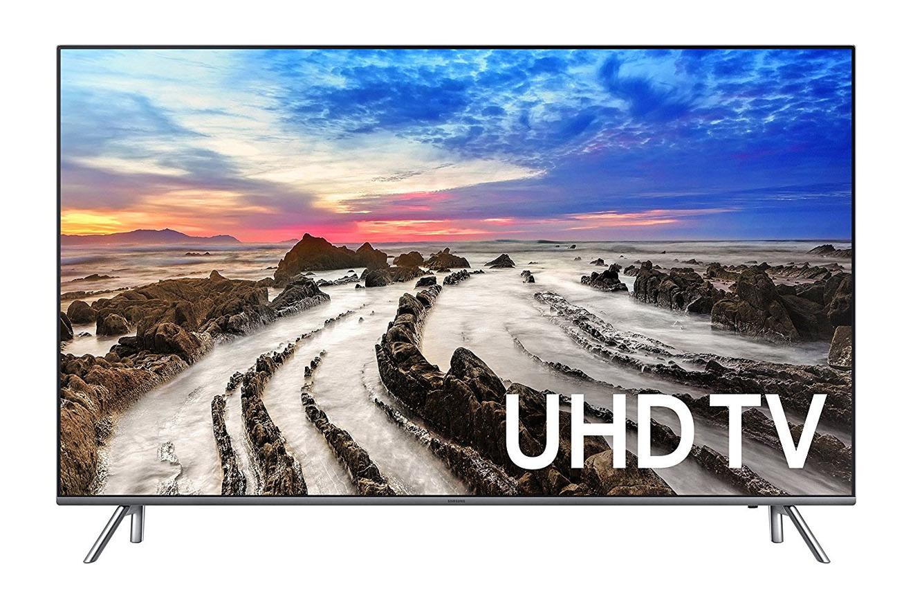 Samsung UN65MU8000 4K Ultra HD Smart LED TV