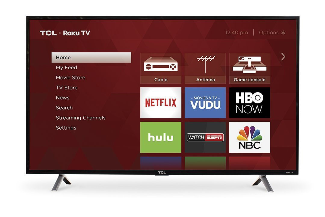 TCL 49S405 Ultra HD LED TV