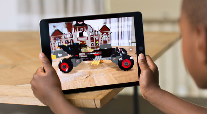 Apple urges developers to create and promote ARKit apps