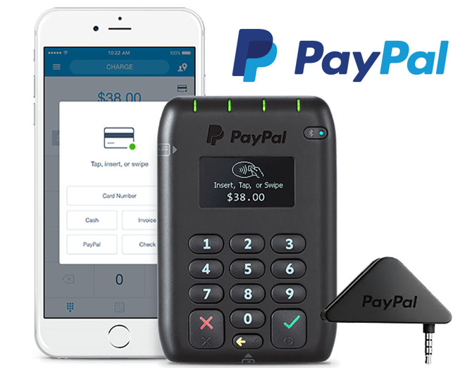 Mobile card reader roundup how to transition your small business to paypal here mobile card reader colourmoves