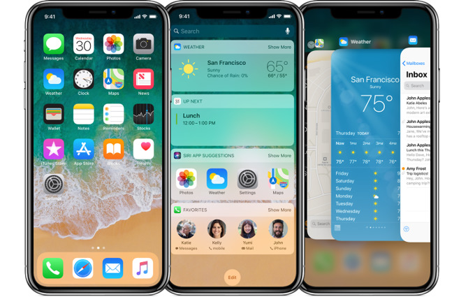 First shipment of Apple's iPhone X limited to just 46,500 units