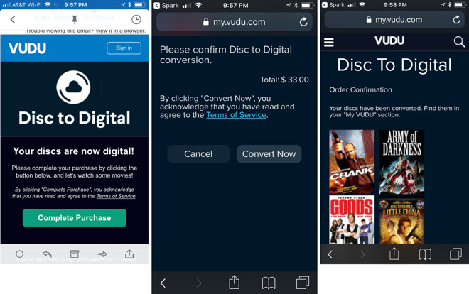 Tip: Convert physical Blu-ray and DVD discs to iTunes with
