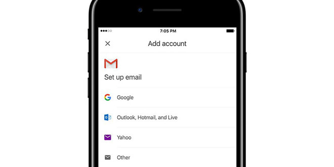 How to add an email account in outlook 2020
