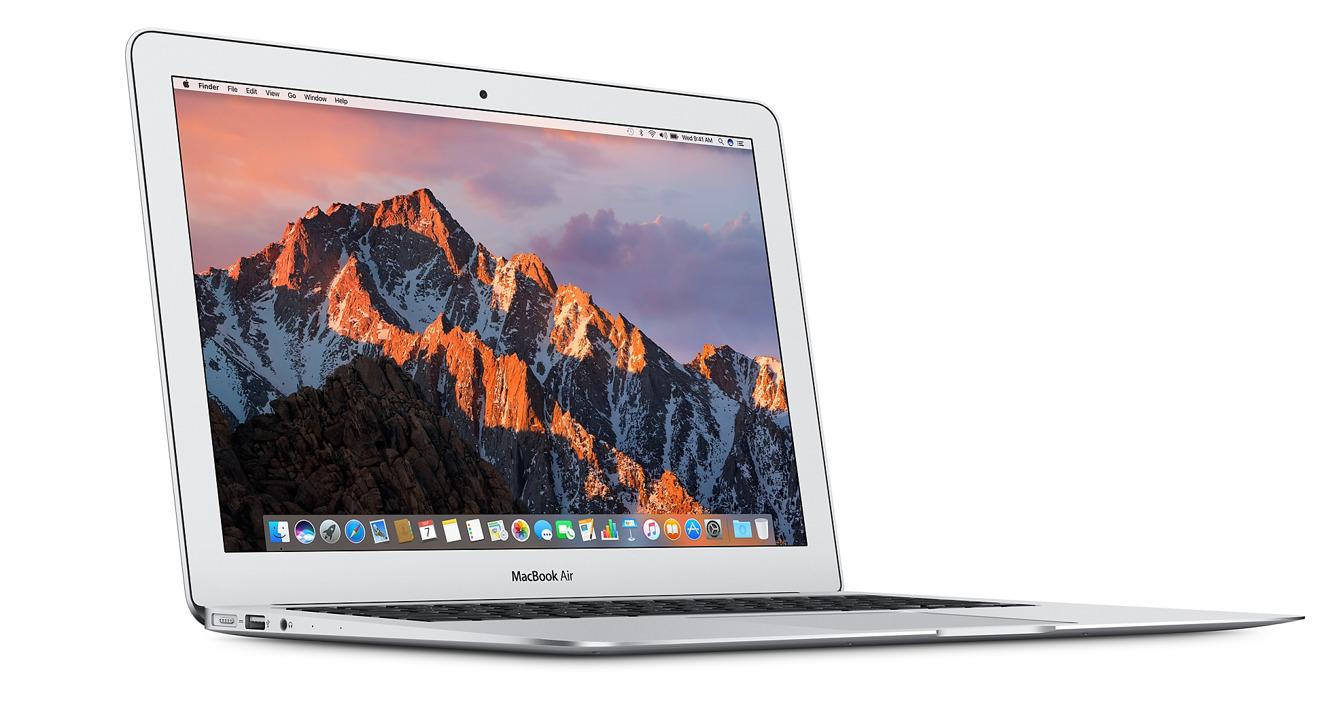 Apple 13 inch MacBook Air Computer Mid 2017