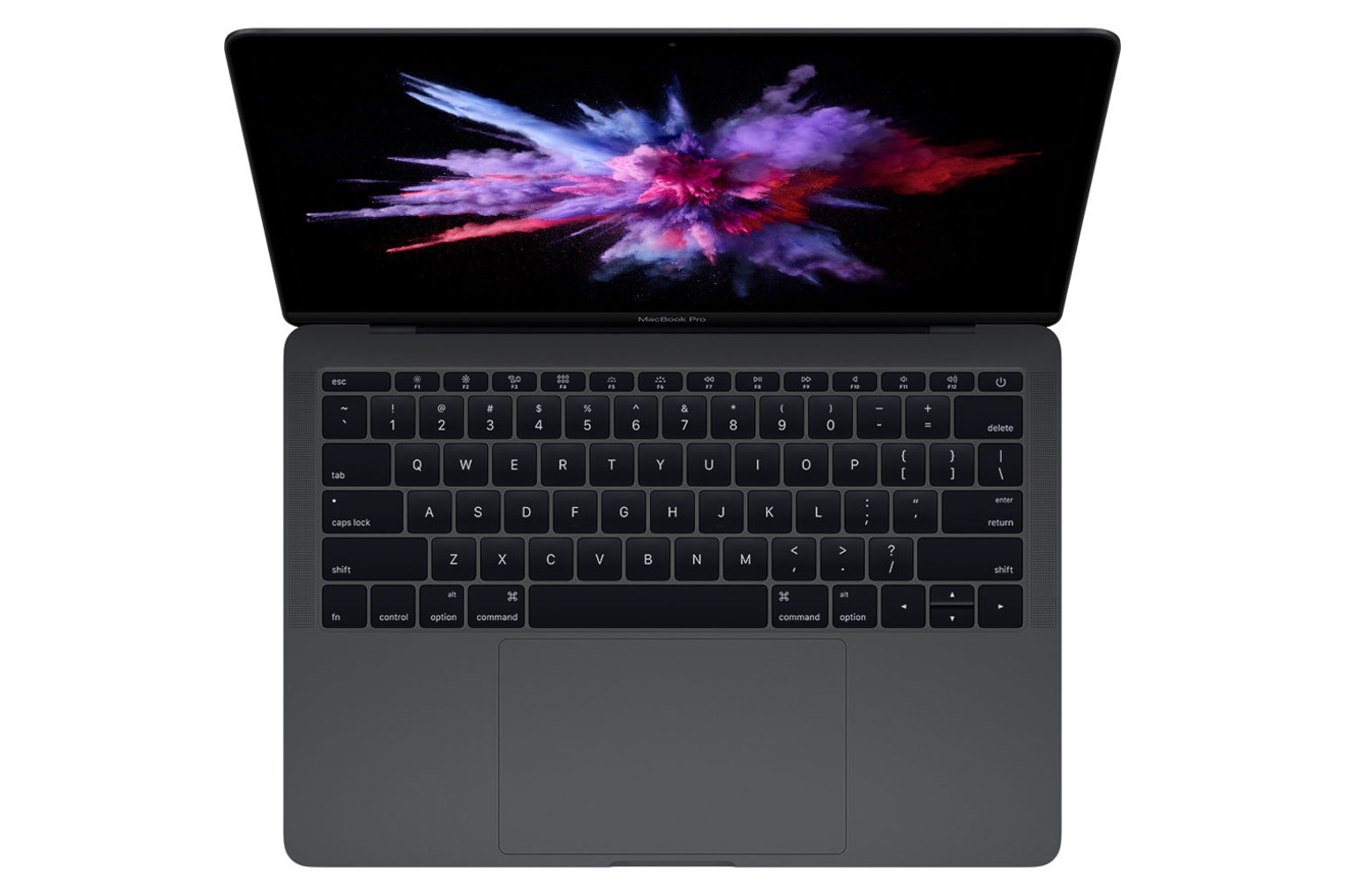 Apple 2017 13 inch MacBook Pro with no Touch Bar in Space Gray