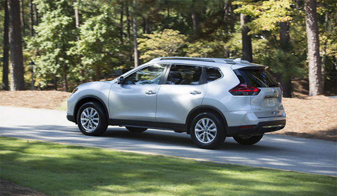 Nissan This Week Announced Pricing For Its Upcoming Rogue Crossover Saying All Trim Levels Will Come Standard With The Nissanconnect Infotainment System