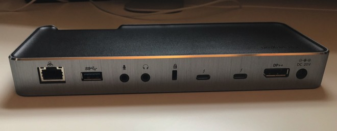 Kensington SD5000T Thunderbolt 3 dock