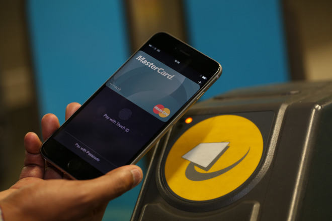 New York City Subway Will Replace Metrocard With Apple Pay Tap To