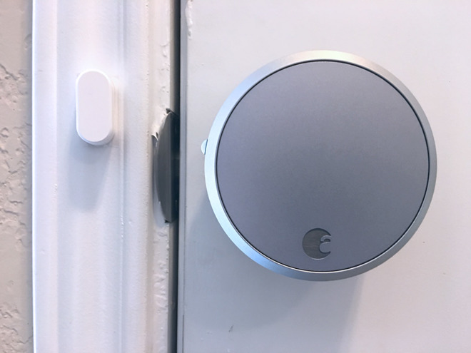 Exceptional Augustu0027s Top Of The Line Package, The $279 Smart Lock Pro + Connect, Lets  People Control A Door From Anywhere With Internet Access U2014and With HomeKit  Support ...