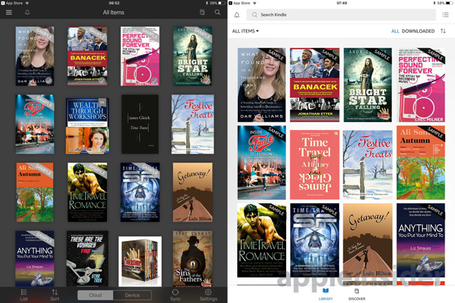 Hands-on: Kindle iOS app update is the most dramatic in