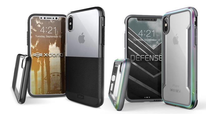 buy online 00b20 98b4e Keep your iPhone X safe with one of these protective cases