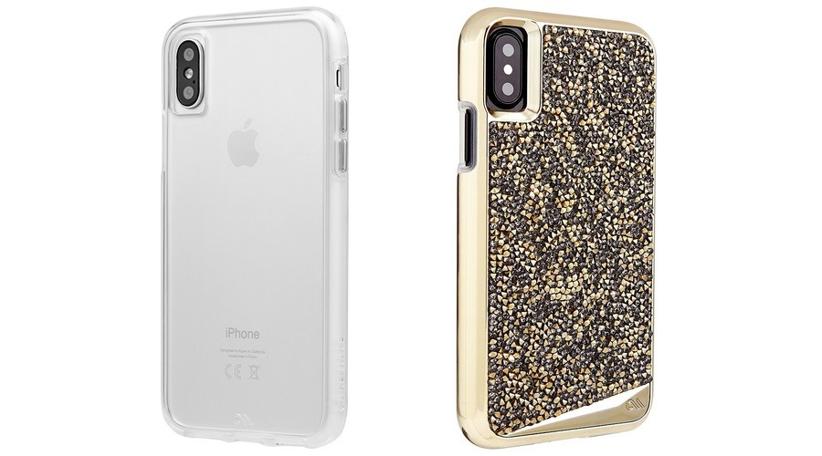 Case Mate iPhone X Brilliance Tough Case