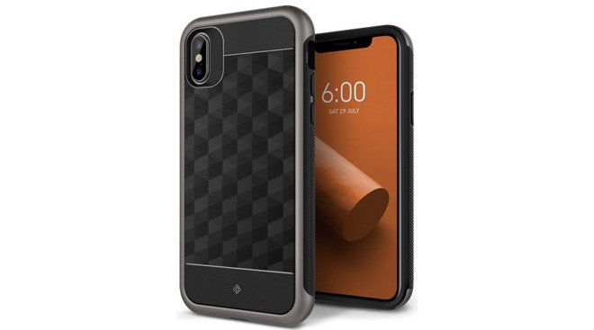 Caseology's Parallax case provides iPhone X users with an affordable cover that protects against drops and scuffs thanks to its composition of TPU and PC ...