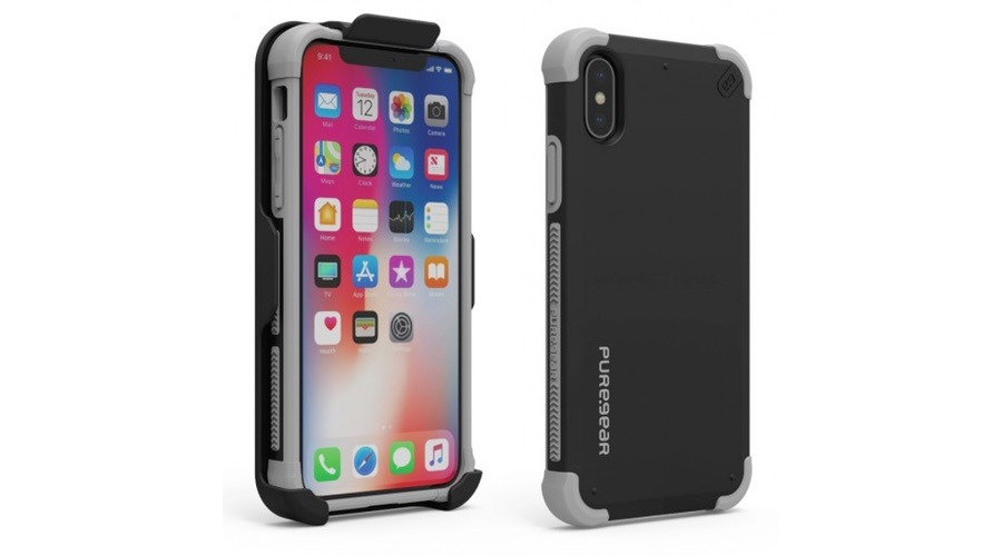 Pure Gear DualTek HIP iPhone X Case