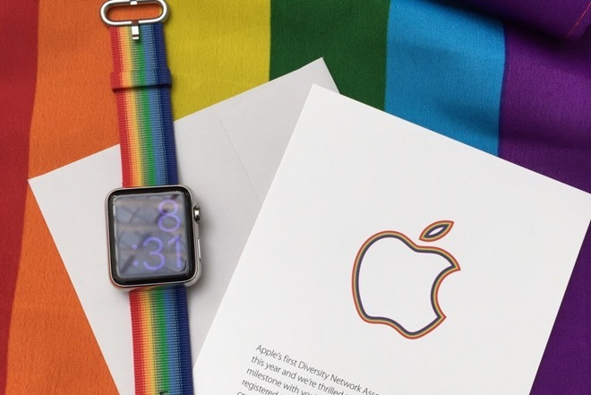 Apple, Other Tech Companies Back LGBT Cause In Supreme Court Case
